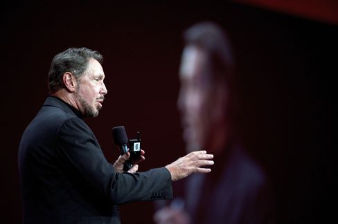 Oracle Unveils New Chips and Servers Amid Hardware Sales Slump
