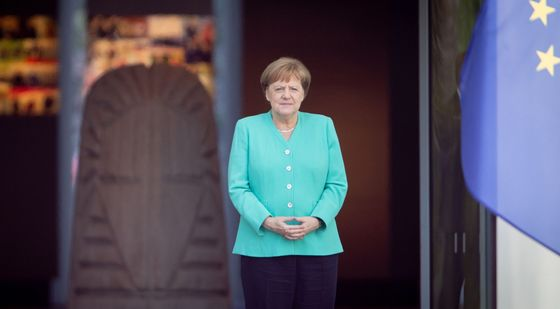 Merkel Dampens Latest Speculation She Could Soon Step Aside