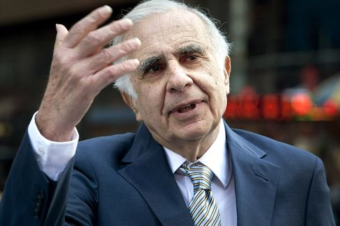 Icahn Said to Near Purchase of Brazil Miner Stake From Falcone
