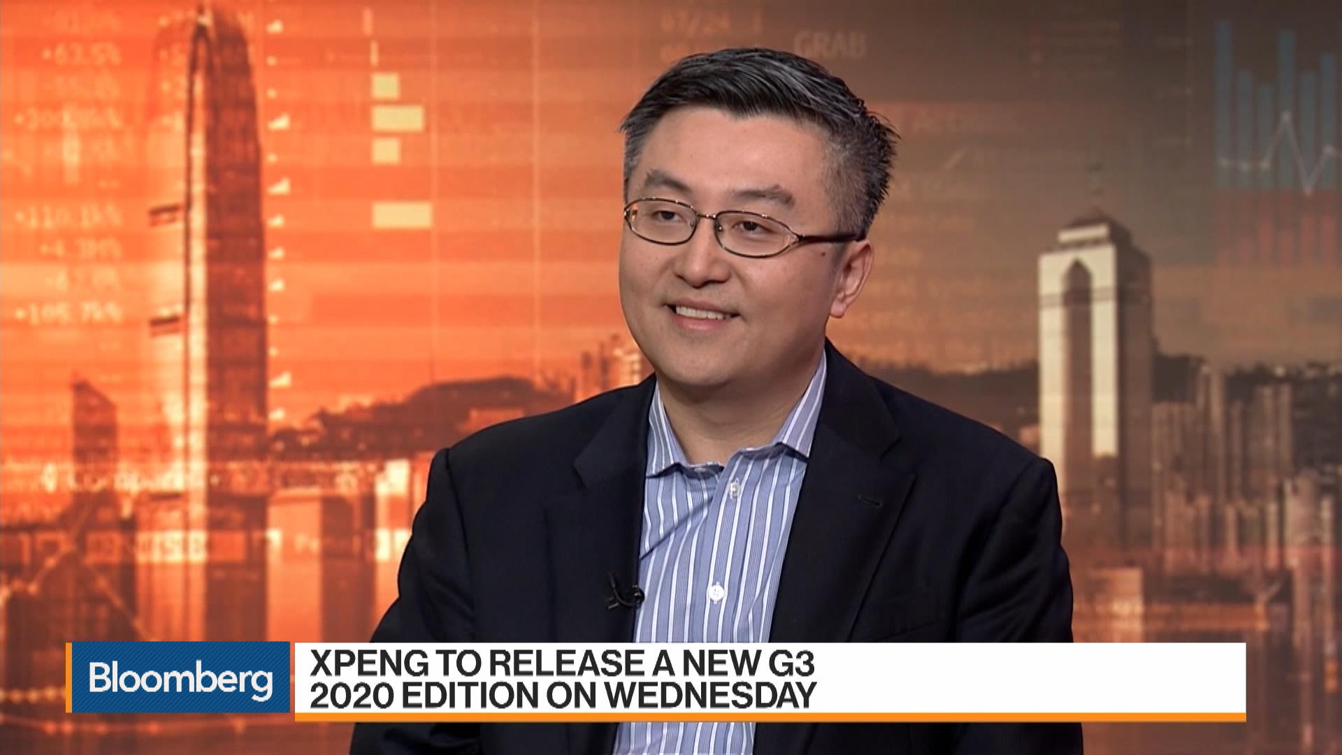 Xpeng Motors's Gu on G3 2020 Edition, EV Trends, Funding Round