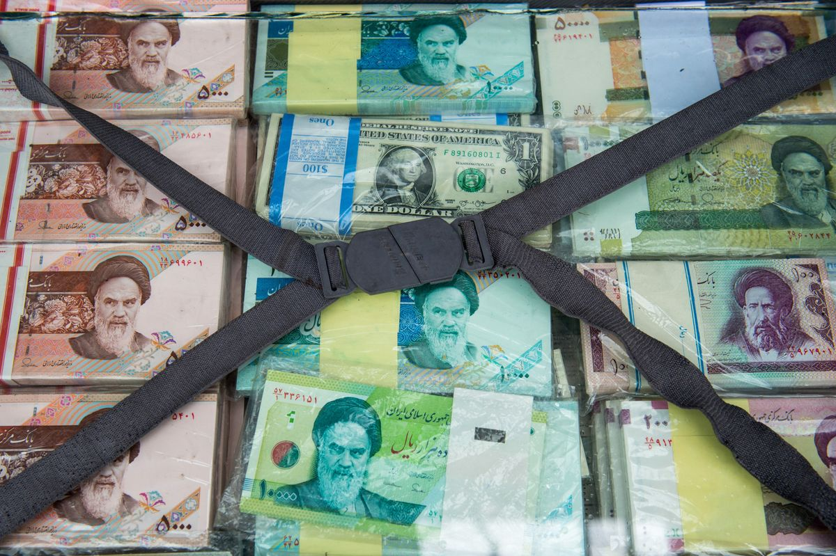 Khamenei Sees 'Foreign Footprints' in Iran's Currency Chaos