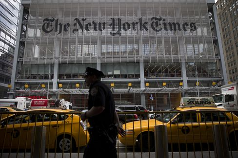 New York Times Says Website Down Due to Probable Hack Attempt