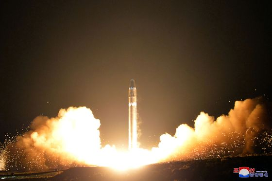 North Korea's Pause Keeps Kim From Perfecting ICBMs, U.S. Says