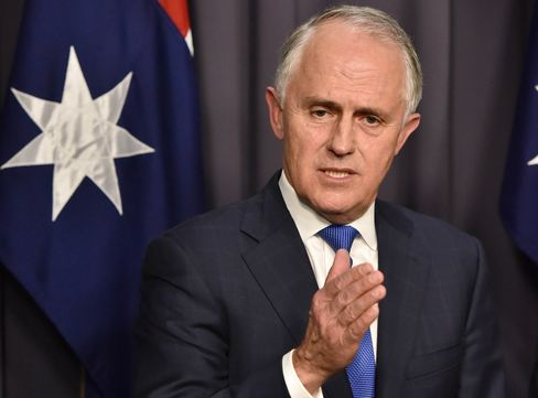 Malcolm Turnbull, Australia's sixth prime minister in ten years