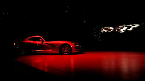 The Chrysler Group LLC Dodge SRT Viper