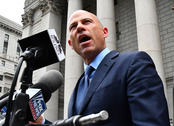 Michael Avenatti Sentenced to 2 1/2 Years For Nike Extortion Plot