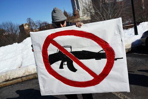U.S. Gun Laws