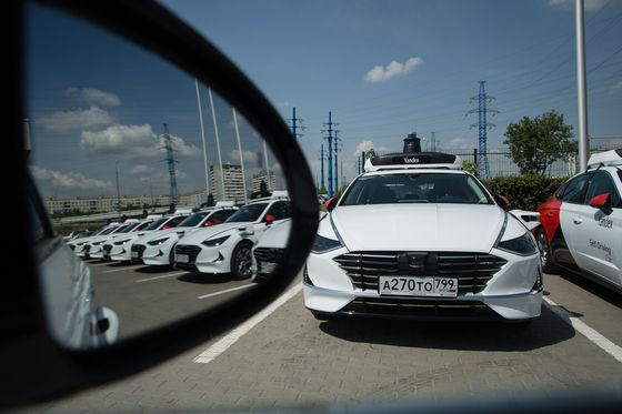 Yandex and Uber to Spin Off Self-Driving Cars Into New Company