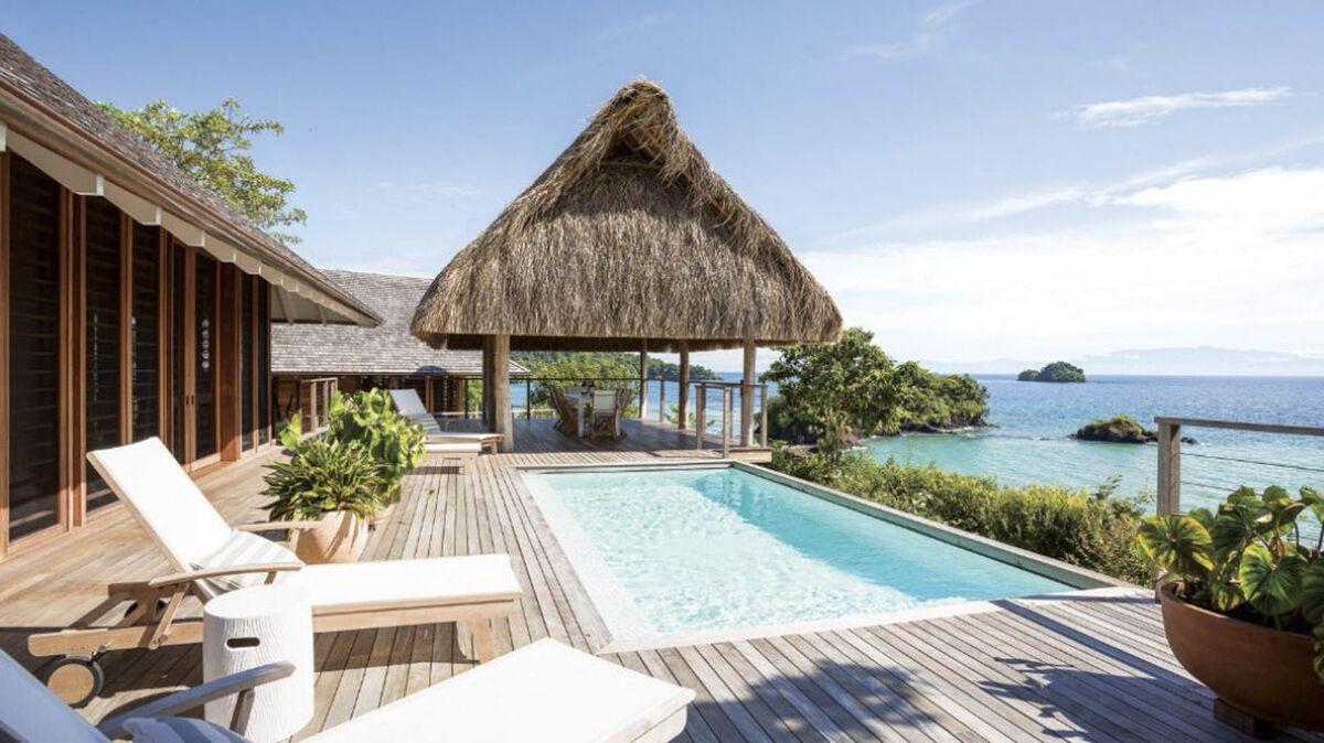 Isla Secas Review Panama Private Island Resort Bloomberg