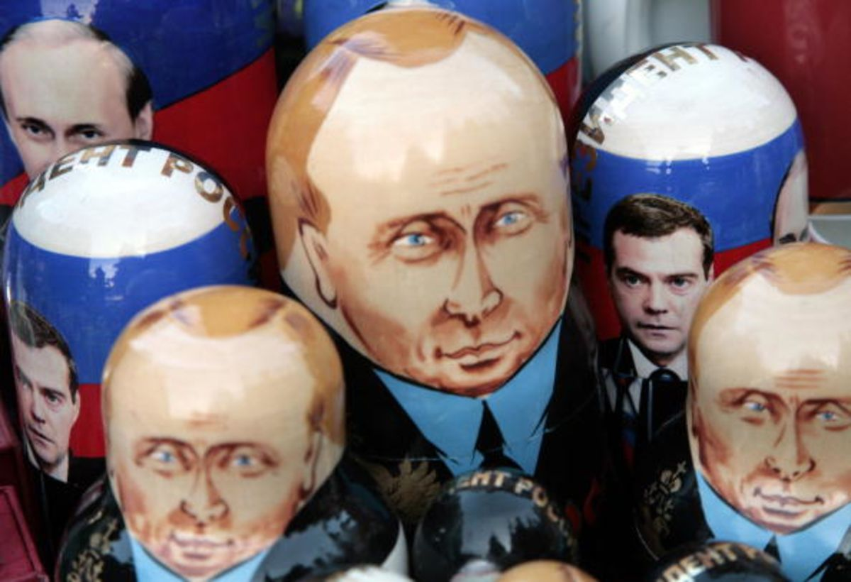 Where to Look for Covert Russian Influence in the West