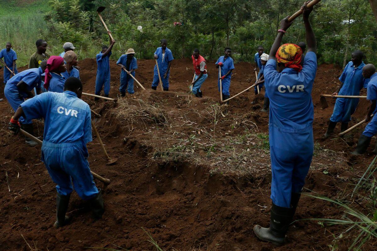 Mass Graves Force Burundi to Confront Its Violent Past thumbnail
