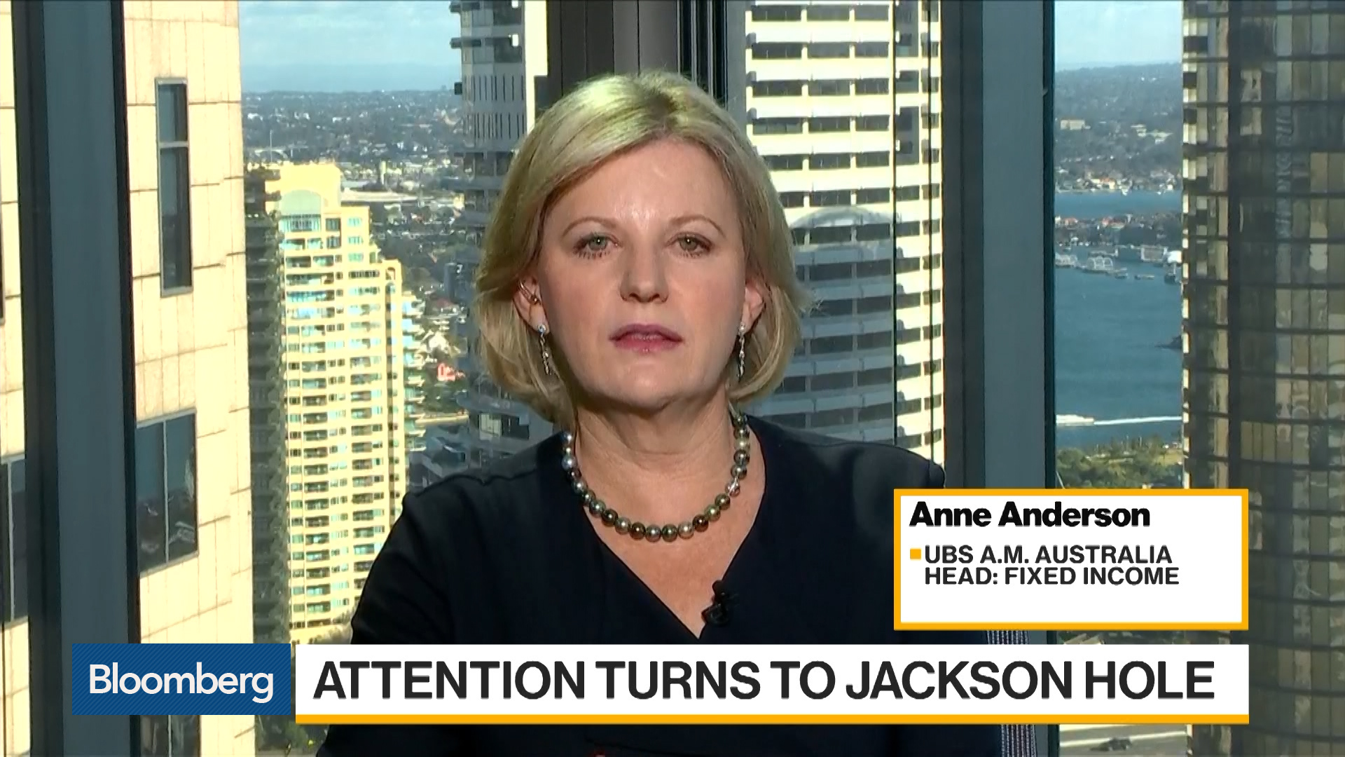 Clear and Credible Message From Powell Is Crucial This Week, Says UBS's Anderson