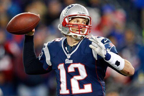 Patriots' Tom Brady