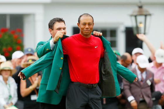 Tiger Woods Once Again Golf's Biggest Star With Masters Win