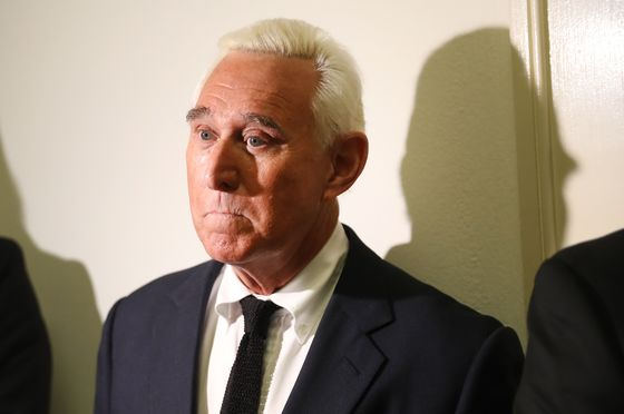 Mueller Asks House Committee for Roger Stone Transcript, Official Says