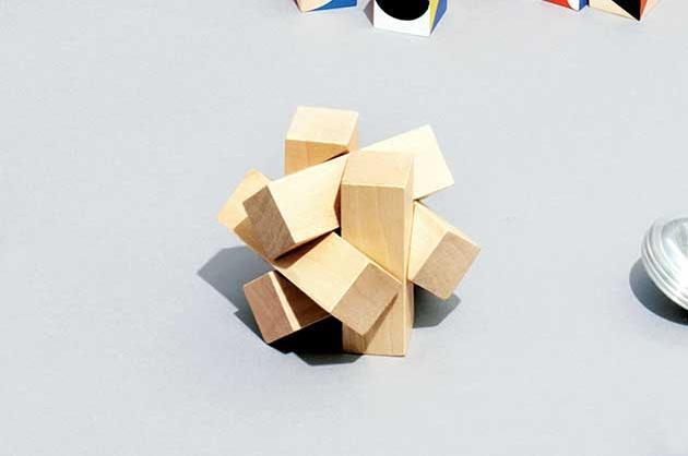 Biza Wooden Puzzle