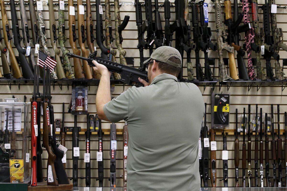 House Democrats Set to Move on New Gun Control Legislation