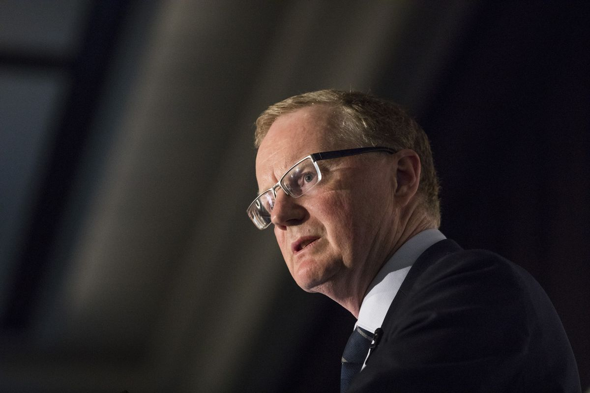 bloomberg.com - Matthew Burgess - RBA's Lowe Says Economy Is Recovering, But It Will Be 'Bumpy'