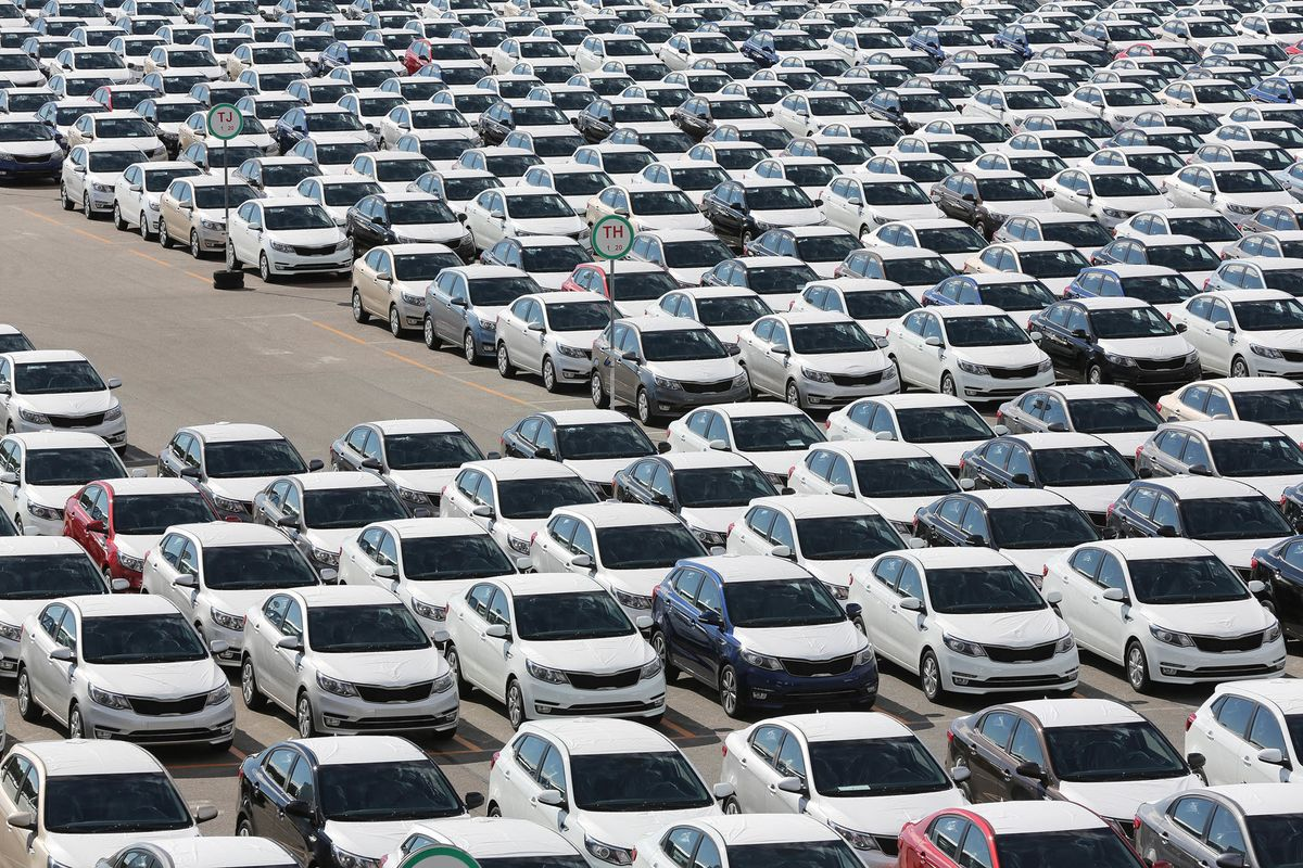 Hyundai kia motor finance company retail - Hyundai Motor Kia Forecast Slowest Sales Growth In 10 Years Bloomberg