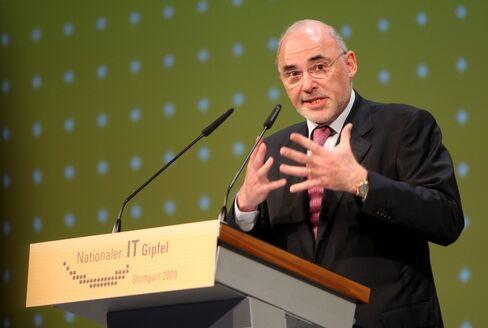 Hewlett-Packard Co. Chief Executive Officer Leo Apotheker