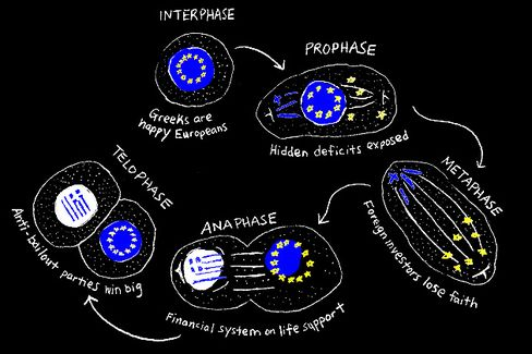 The Greek Crisis Reminds Me of Mitosis From Bio Class