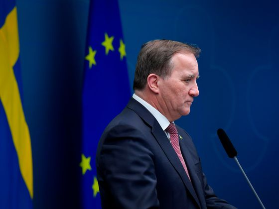 Swedes Slam PM After He Ignores His Own Covid Guidelines