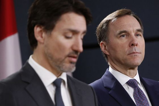 Justin Trudeau's $221 Billion Deficit Marks New Debt Era for Canada