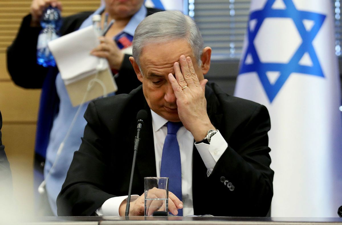Israel's Lost Year