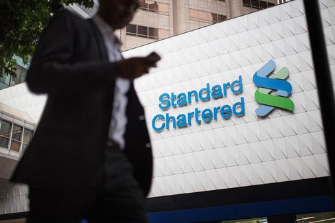 Standard Chartered Plc Branches Ahead Of Earnings