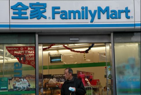 FamilyMart Sees 10% Growth From 2016 in Overseas Expansion Drive