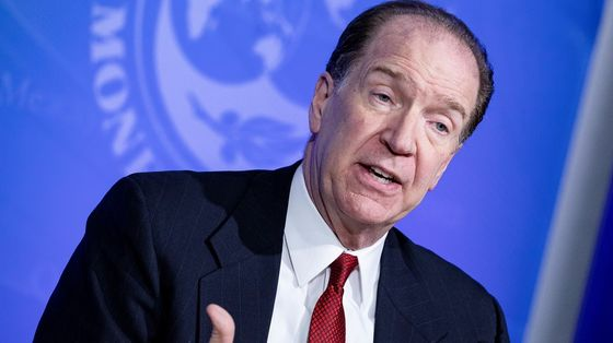 Debt Crisis Threatens Developing Nations, World Bank Head Says