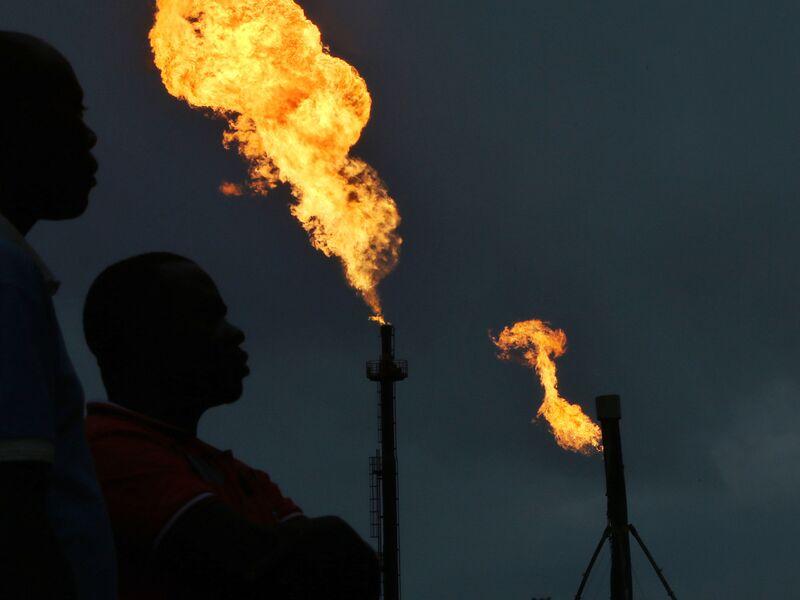 Nigeria Gas Oil