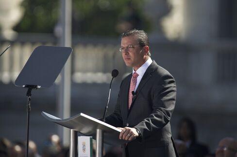 Governor Alejandro Garcia Padilla