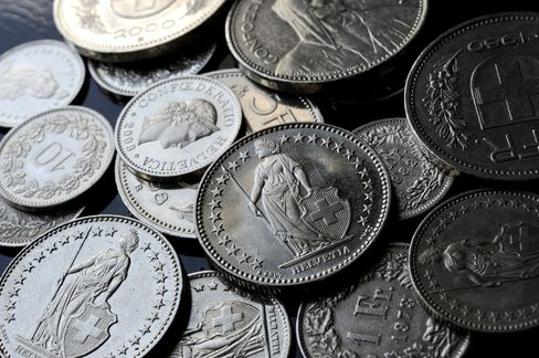 SNB Cuts Rate to Curb Swiss Franc's Gains