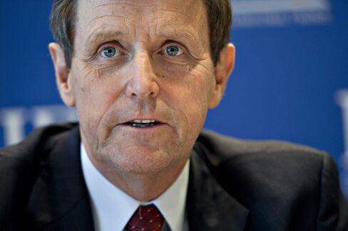 Bank of Nova Scotia Chief Executive Officer Richard Waugh
