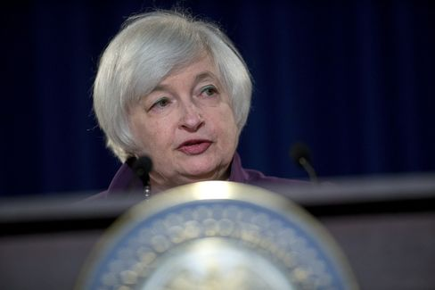 Janet Yellen Holds News Conference Following FOMC Meeting