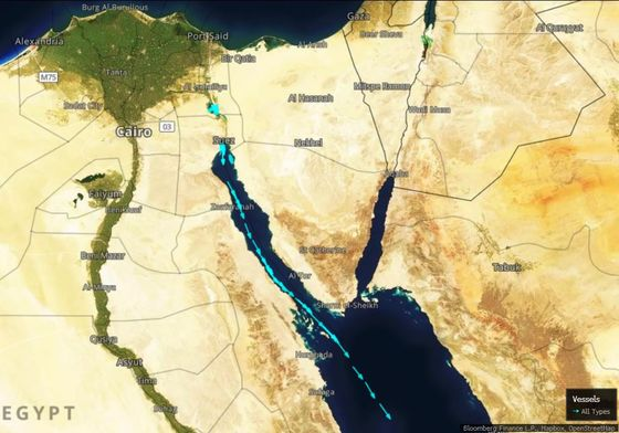The Suez Crisis Is Over. Now Time to Add Up the Damages