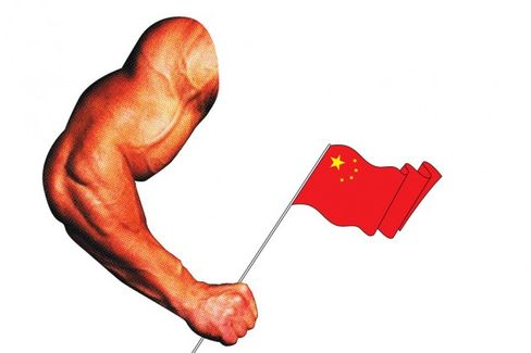 China's Ready to Rumble