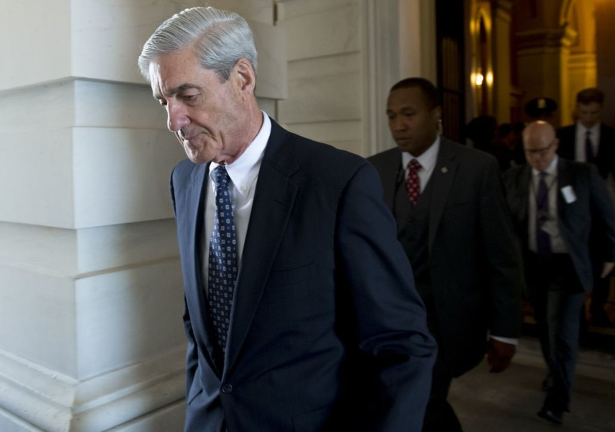Mueller Is Said to Discuss Possible Trump Interview With Lawyers