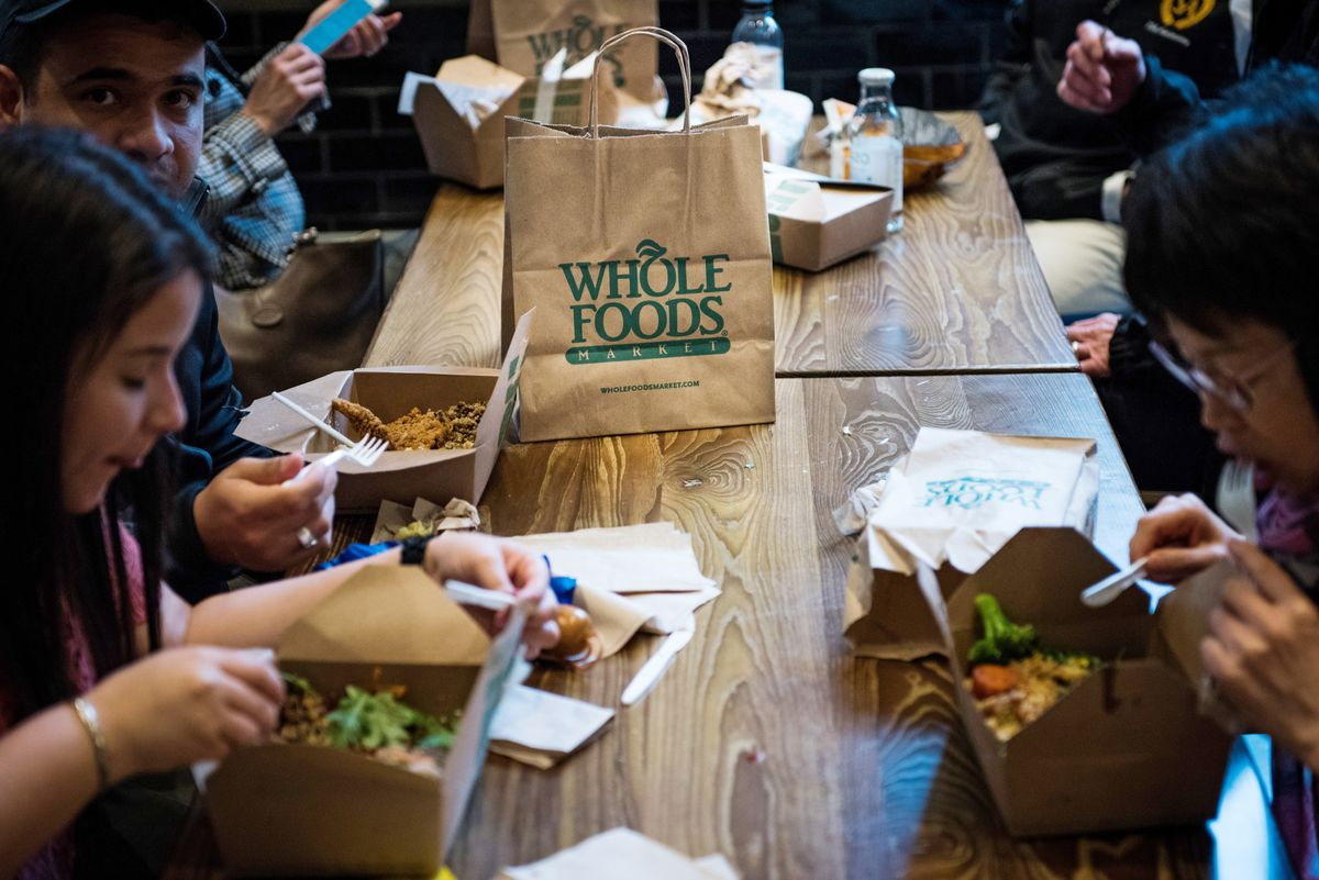 Amazon's Whole Foods Deal Wins Fast-Track U.S. Antitrust Nod