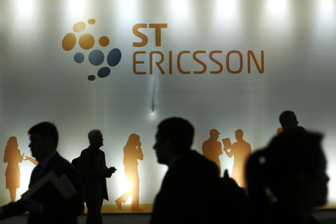 STMicroelectronics, Ericsson End Venture After Failed Sale