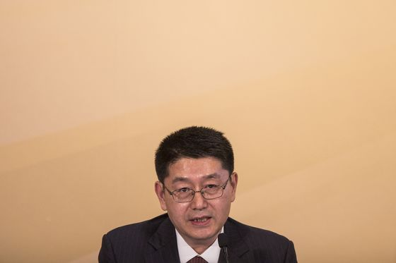 China's $941 Billion Sovereign Fund Has a New Chairman