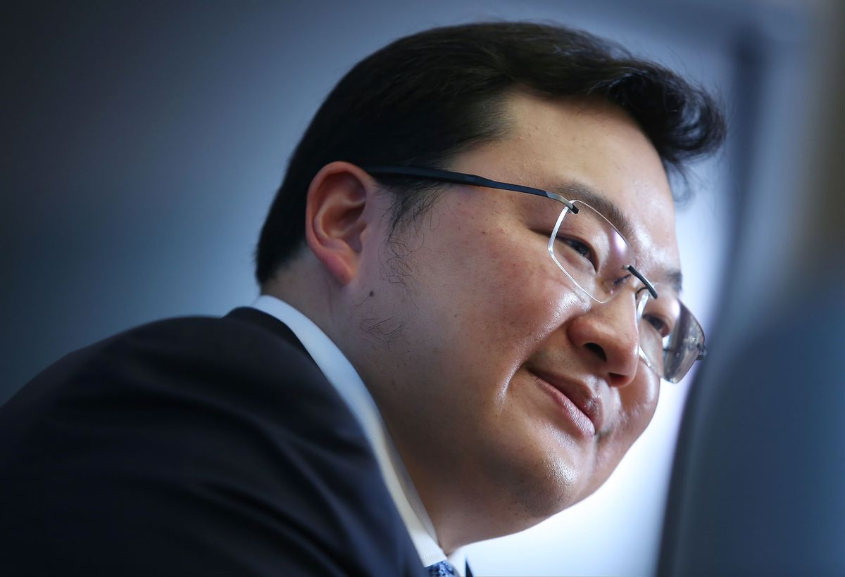 1MDB Fugitive Jho Low Was Active in Wuhan, Malaysia Police Say