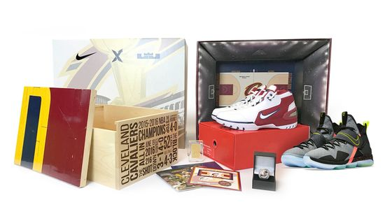 Sneakers Auction Company Opens in London and Plans a Store