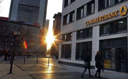 Commerzbank Must Pay Bonuses Promised to Dresdner Bankers