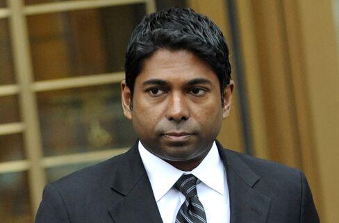 Sedna Capital Management Founder Rengan Rajaratnam