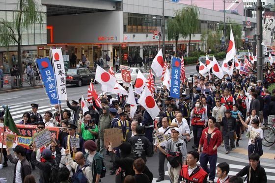Japan'sPlan to Allow More Foreign Workers Meets Protests