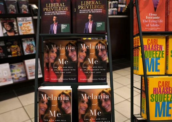 'Melania and Me' Author Off the Hook as U.S. Drops Lawsuit