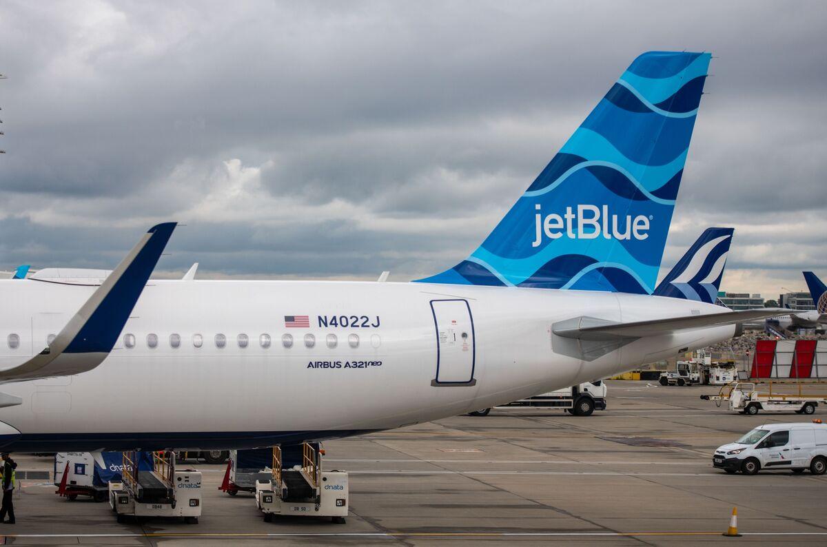 JetBlue Sees Transatlantic 'Gravy' Aiding Holiday Travel Season