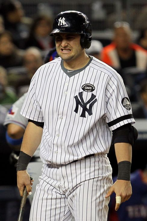 Francisco Cervelli #29 of the New York Yankees